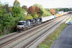 NS Stack/tofc train